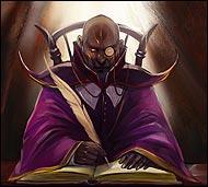 Архивариус Вудугри - архивариус Регистрационной палаты, лицо, уполномоченное регистрировать кланы расы магмаров и хранить их архивы.