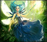 Маленькая волшебница, жизнерадостная потешница и хохотушка, она любит нести радость, делать приятные сюрпризы.