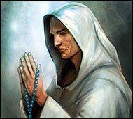Носитель магии, лекарь, создатель и хранитель заклинаний лечебной магии, а также глава монастыря, при котором находится экспериментальная лаборатория чародейства.