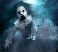 Утонувшая в Мертвом заливе девочка, волею судьбы ставшая жительницей мира мертвых.