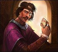 Виртуоз ювелирного дела и большой педант, он всегда готов обучить своему мастерству любознательного человека.