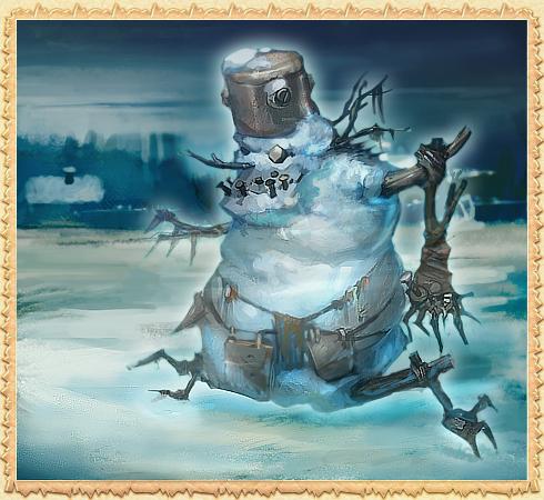 Снеговище-Дух